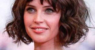 20 Most Incredible Curly Hair with Bangs Styles